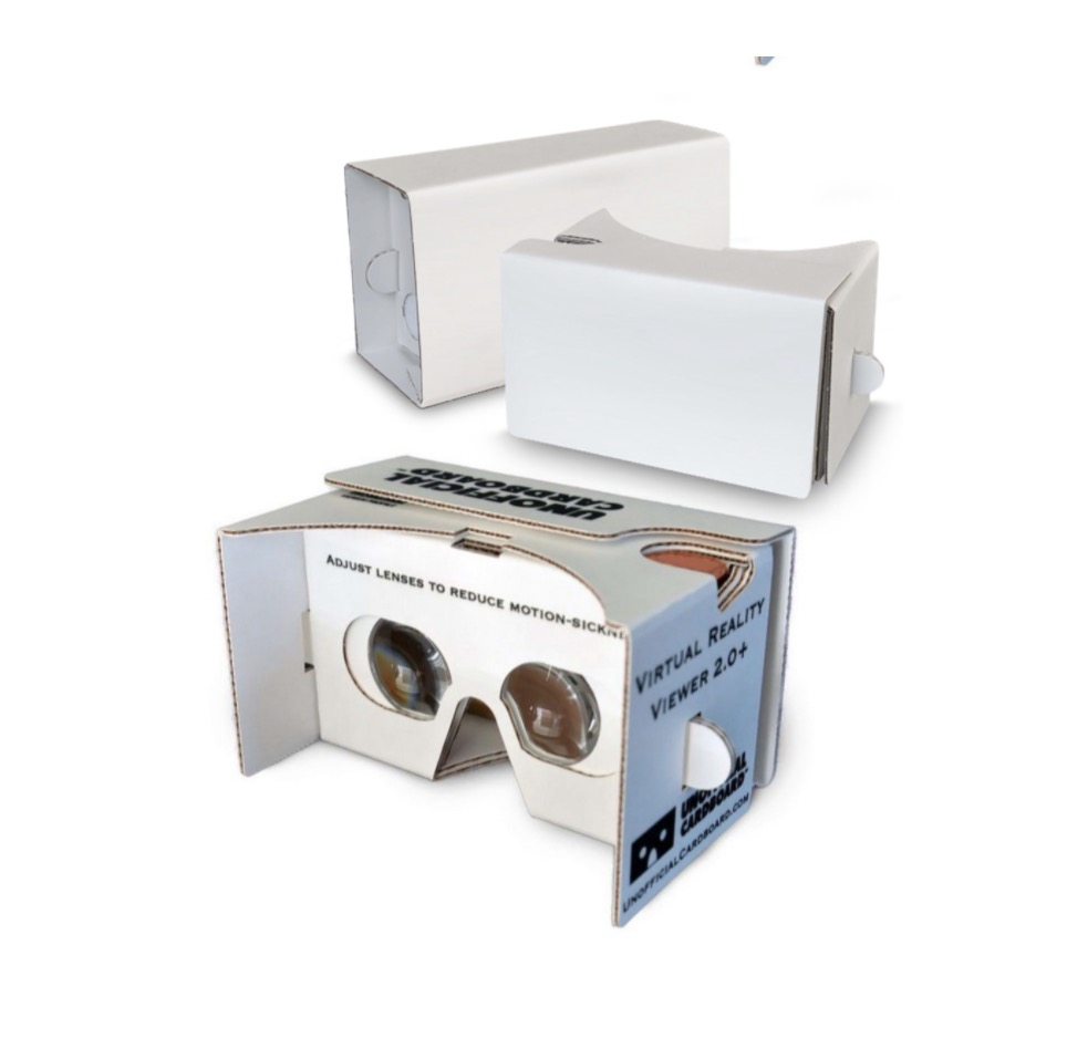 Google Cardboard V2.0 plus with adjustable lens